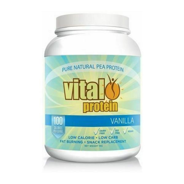 Vanilla Protein Powder dairy free, Vegan