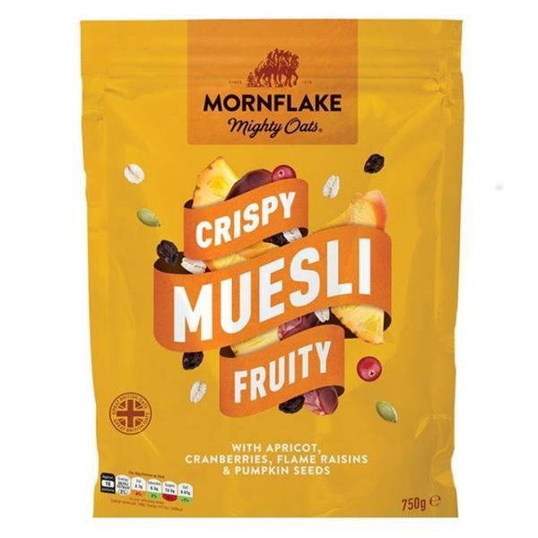 Extra Crispy Fruity Muesli