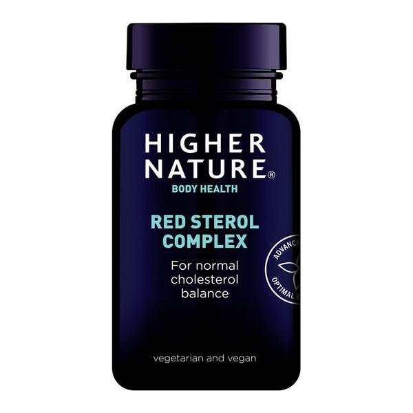 Red Sterol Supplement