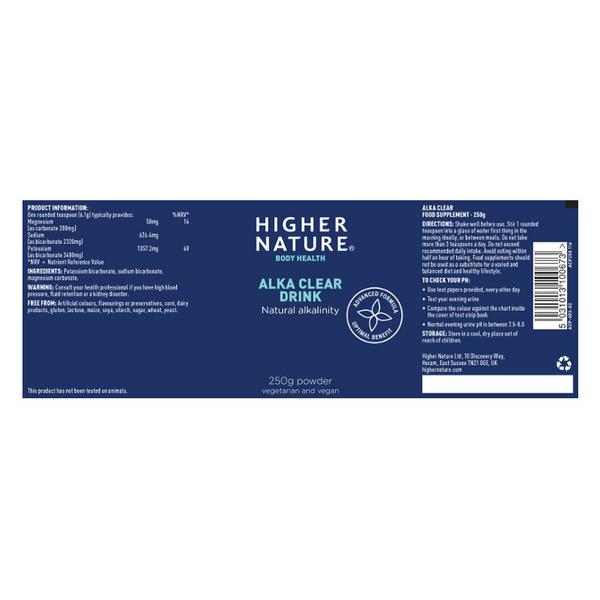 Alkaline Powder Supplement  image 2
