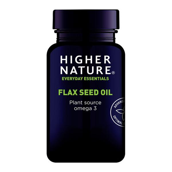 Flax Seed Oil Supplement