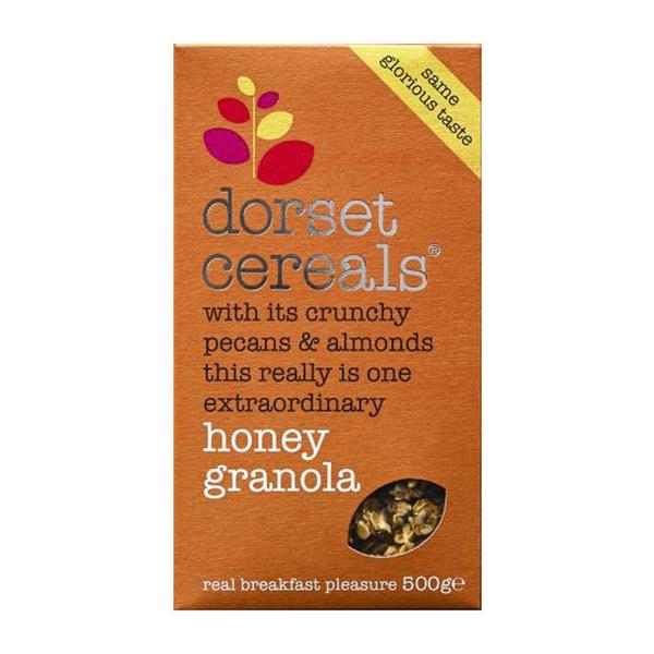 Honey Granola dairy free
