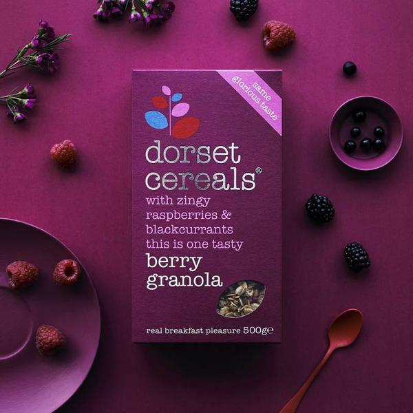 Berry Granola Vegan image 2