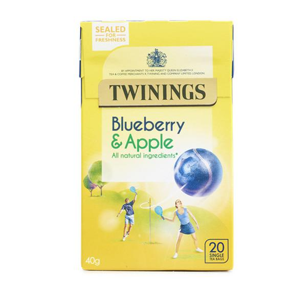 Blueberry & Apple Tea