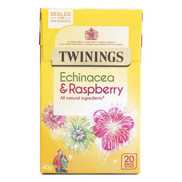 Echinacea & Raspberry Tea