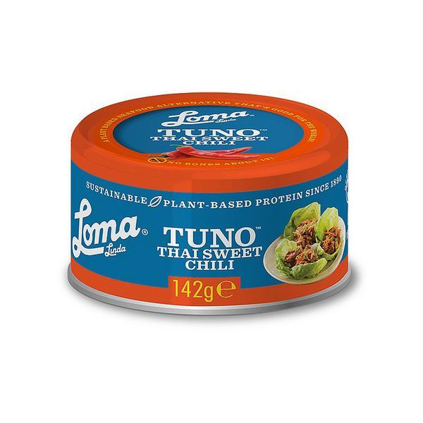 Thai Sweet Chilli Protein Tuno Vegan