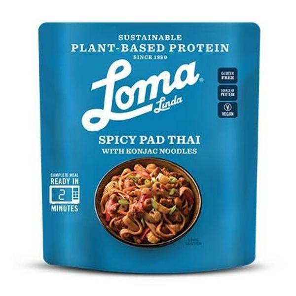 Vegan Spicy Pad Thai Tuno Pouches Vegan