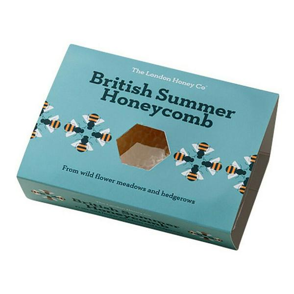 British Summer Honeycomb