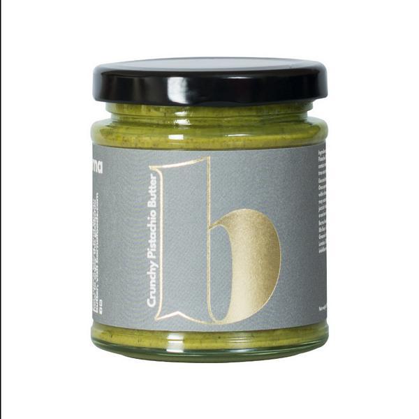 Crunchy Pistachio Nut Butter