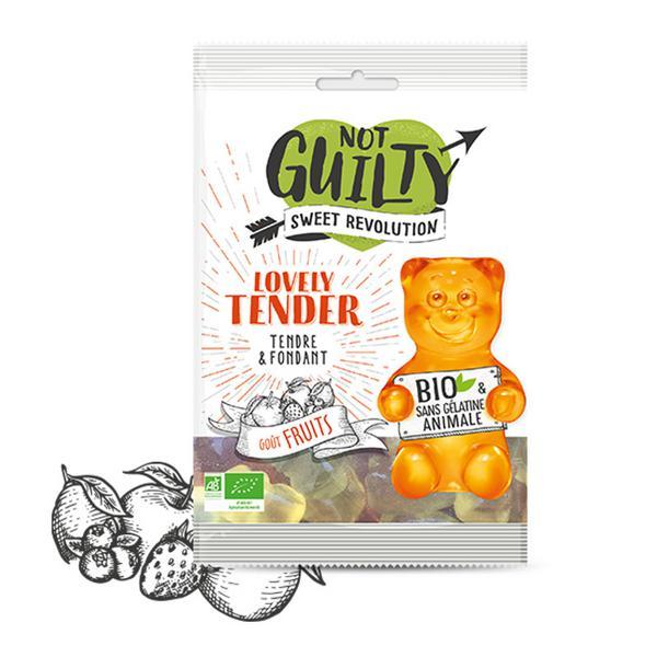 Fruit Jelly Sweets Gluten Free, Vegan, wheat free, ORGANIC