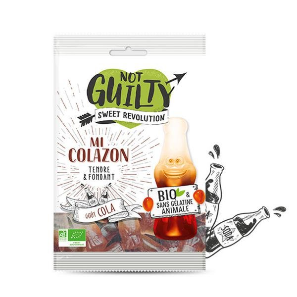 Cola Jelly Sweets Gluten Free, Vegan, wheat free, ORGANIC