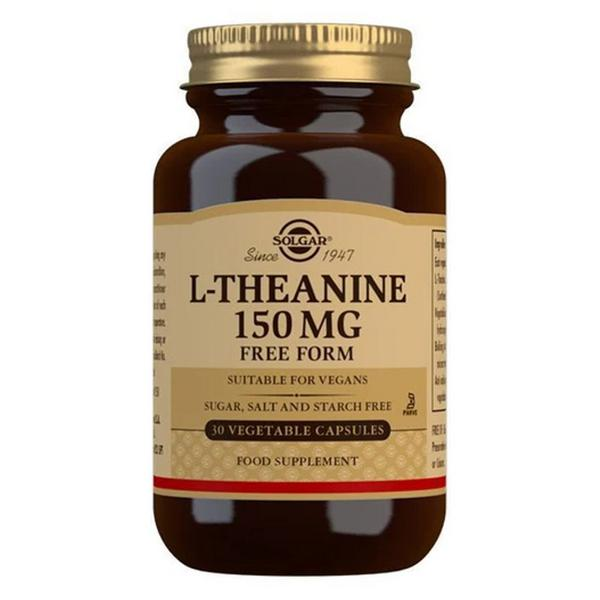 Amino Acid Supplement L-Theanine 150 mg Vegan