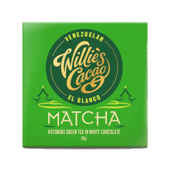 Matcha White Chocolate Bar