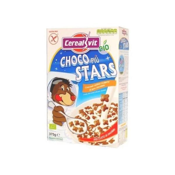 Choco Stars Cereal Gluten Free