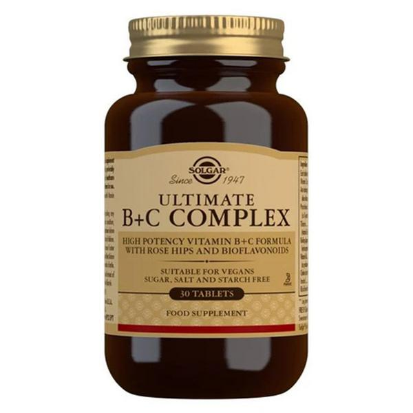 Ultimate Vitamin B & C Complex Vegan