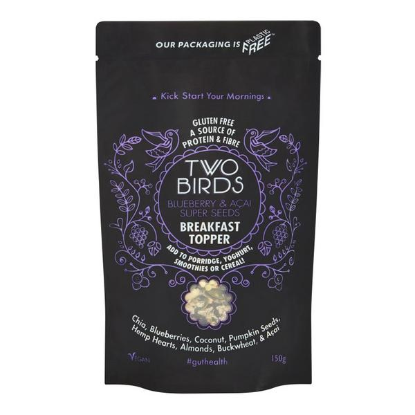 Blueberry & Acai Breakfast Topper Gluten Free