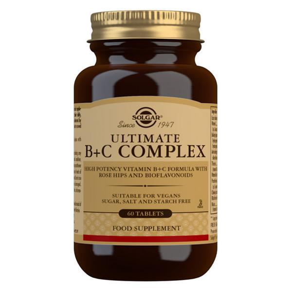 Ultimate Vitamin B & C Complex Vegan