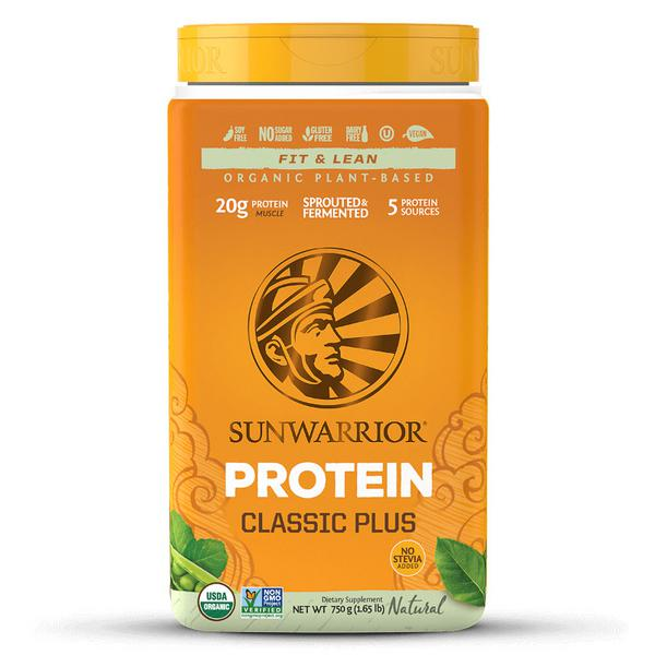 Classic Natural Protein Powder Gluten Free, Vegan