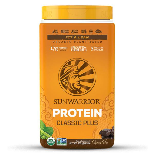 Classic Chocolate Protein Powder Gluten Free, Vegan