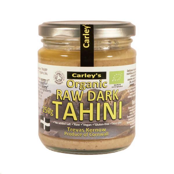 Organic Dark Raw Tahini