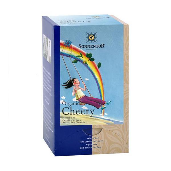 Cheery Fruit Tea Vegan, ORGANIC