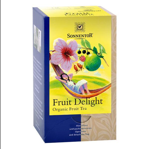Fruit Delight Tea Vegan, ORGANIC