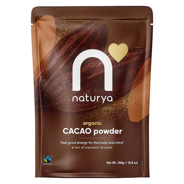 Organic Cacao Powder Gluten Free, Vegan, wheat free, FairTrade