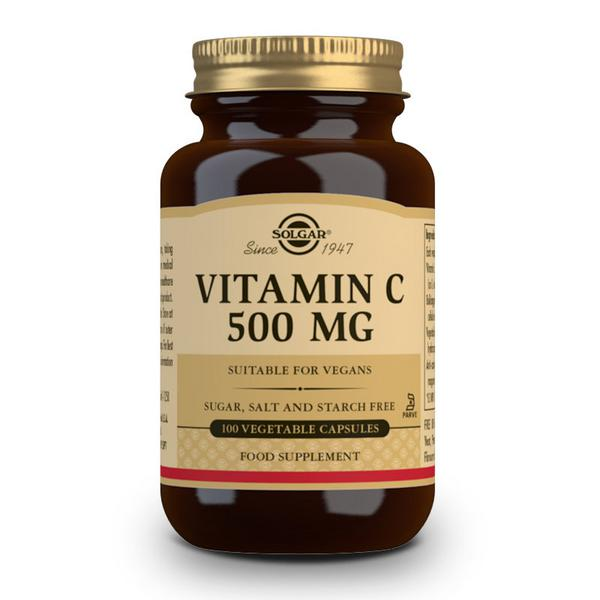 Vitamin C 500mg Vegan