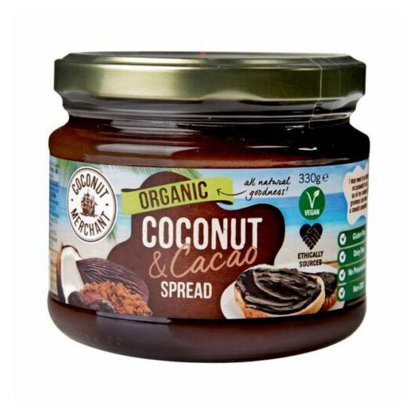 Coconut & Cacao Spread Vegan, ORGANIC