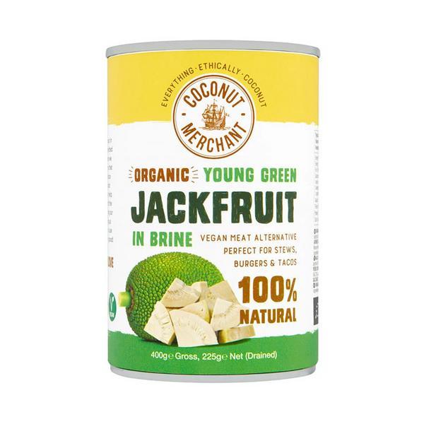 Jackfruit in Brine Gluten Free, ORGANIC