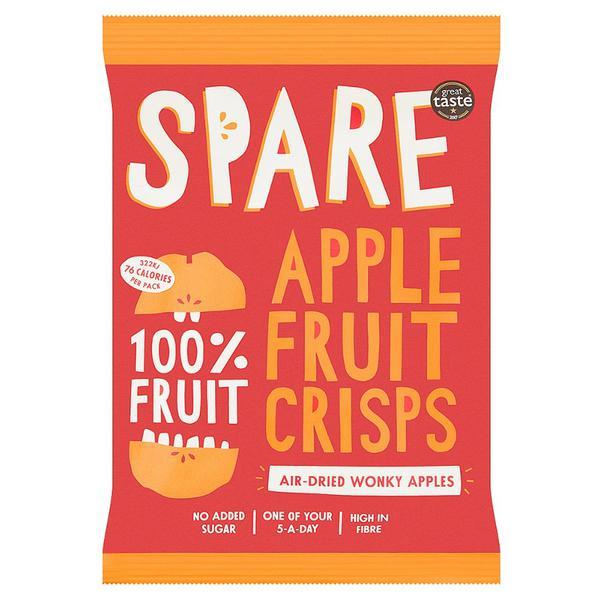 Air Dried Apple Crisps Gluten Free, Vegan
