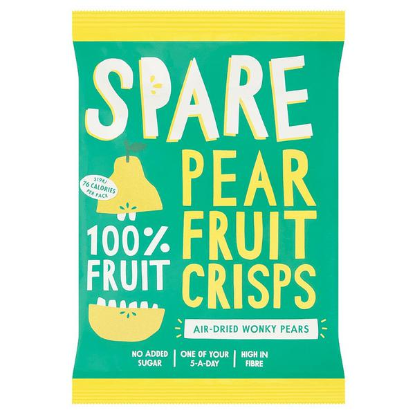 100% Pear Fruit Crisps Gluten Free, Vegan