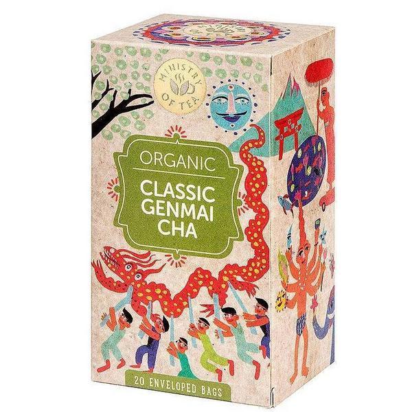 Classic Genmai Chai ORGANIC