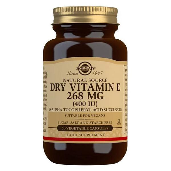 268mg Vitamin E 400iu Dry Vegan