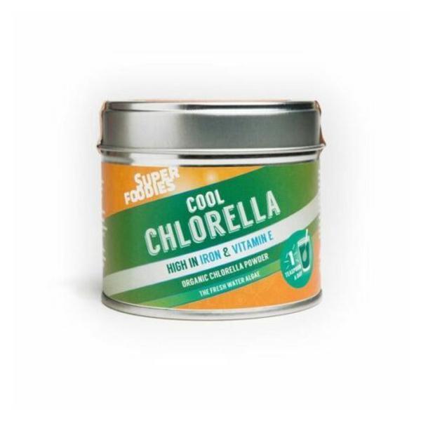 Chlorella Powder Vegan, ORGANIC