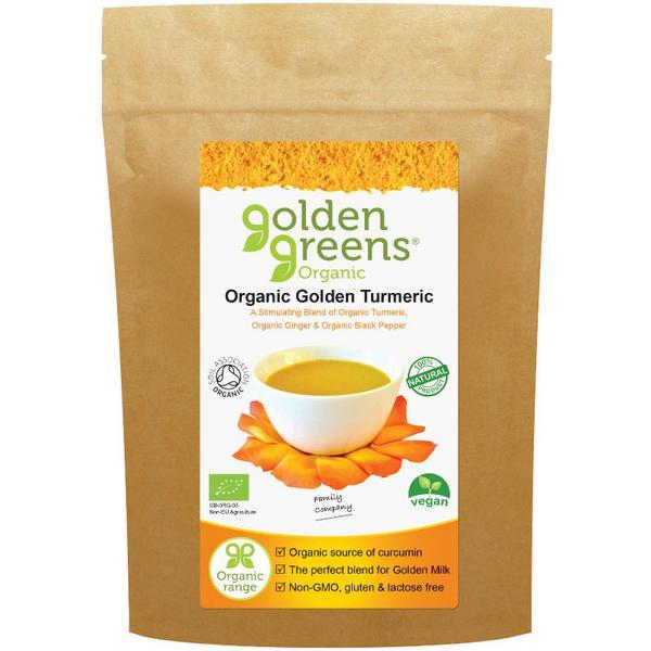 Turmeric Powder Vegan, ORGANIC