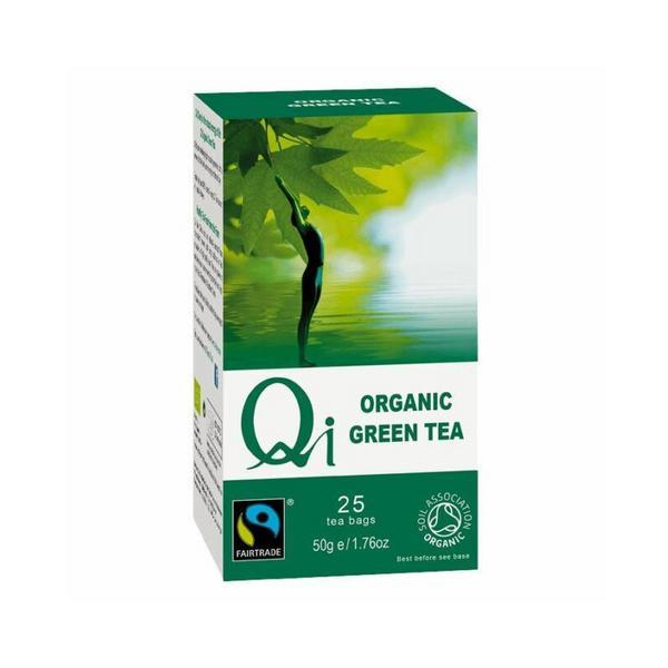Tea Green FairTrade, ORGANIC