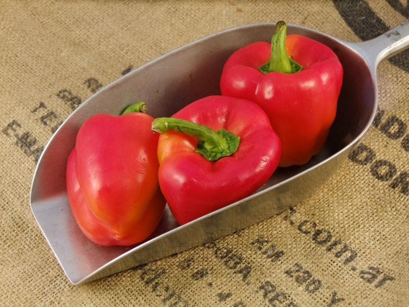 Red Pepper ORGANIC