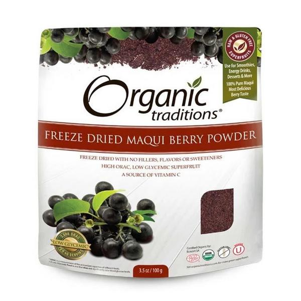 Maqui Berry Powder ORGANIC