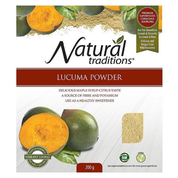 Lucuma Powder Gluten Free, Vegan, wheat free