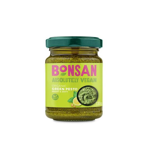 Green Pesto Vegan, wheat free, ORGANIC