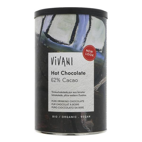 Hot Drinking Chocolate Vegan, ORGANIC