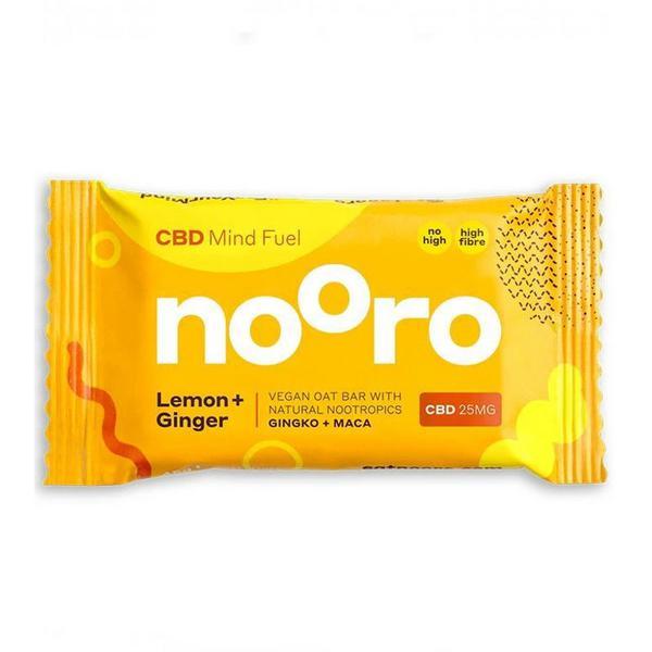 Lemon & Ginger CBD Snackbar