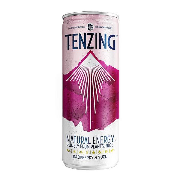 Raspberry & Yuzu Energy Drink