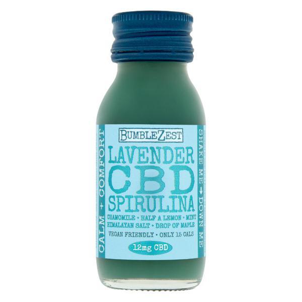 Chamomile,Lavender & Spirulina Drink Gluten Free, Vegan