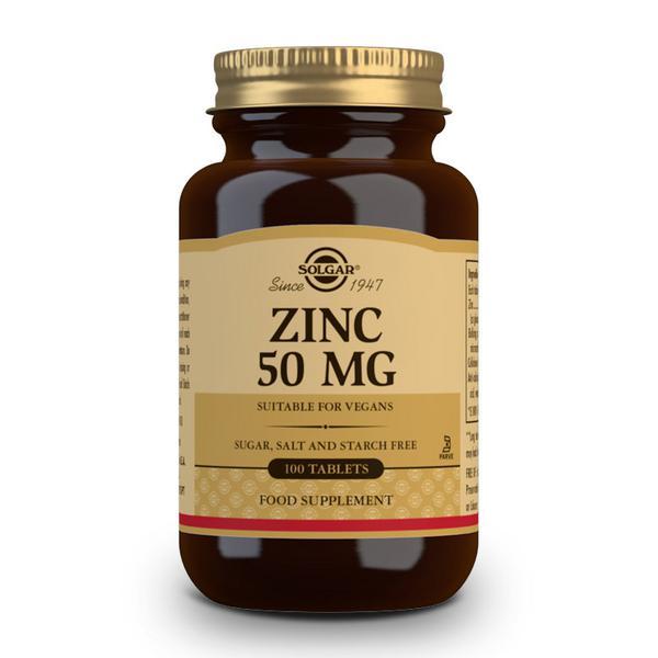 Zinc Mineral 50mg