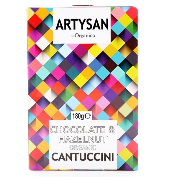 Chocolate & Hazelnut Cantuccini