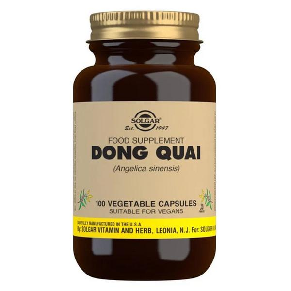 Dong Quai Full Potency Herbal Product Vegan