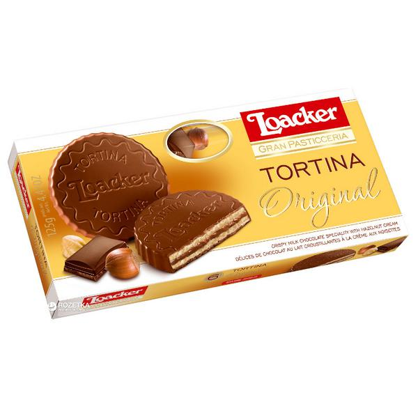 Tortina Wafers 6 pack