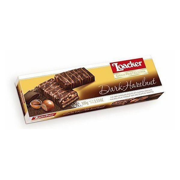 Gran Pasticceria Dark Hazelnut Biscuits